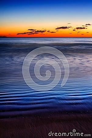 голубые дюны