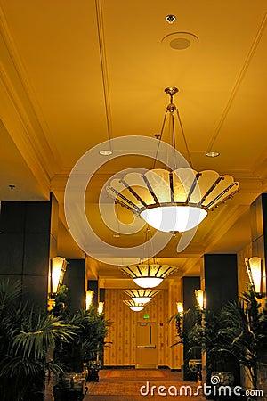 гостиница залы