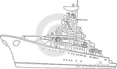 σκάφος μάχης