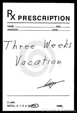 медицинский рецепт