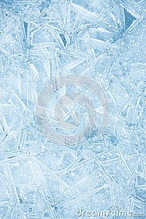 σύσταση πάγου
