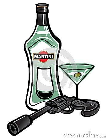 马蒂尼鸡尾酒