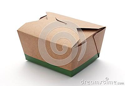 коробка вне принимает