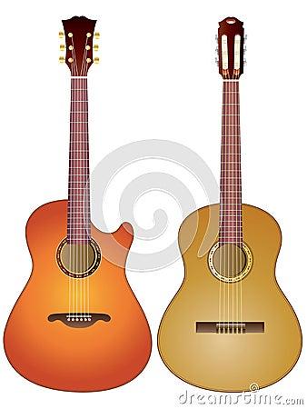 ακουστικές κιθάρες