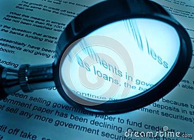 财务贷款学习