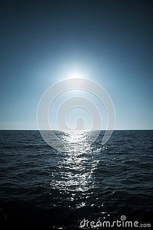 在海运星期日的展望期