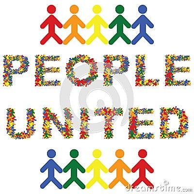 άνθρωποι που ενώνονται