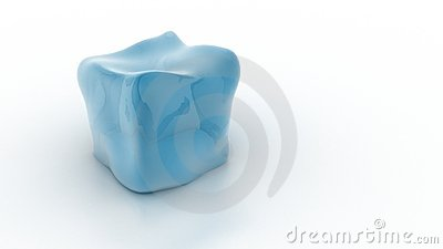 плавить кубика
