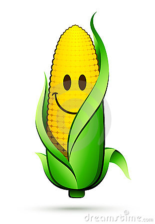 字符玉米棒玉米