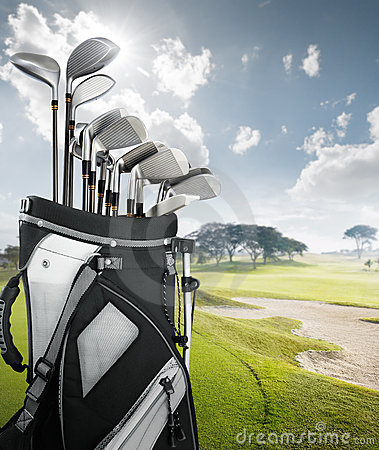 路线设备高尔夫球