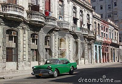 哈瓦那街道