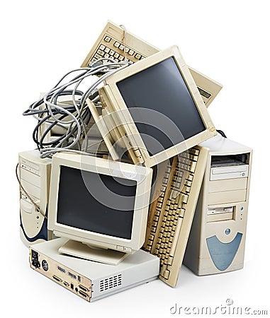 过时的计算机