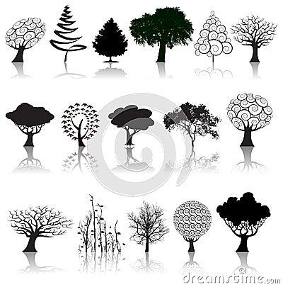 收集结构树