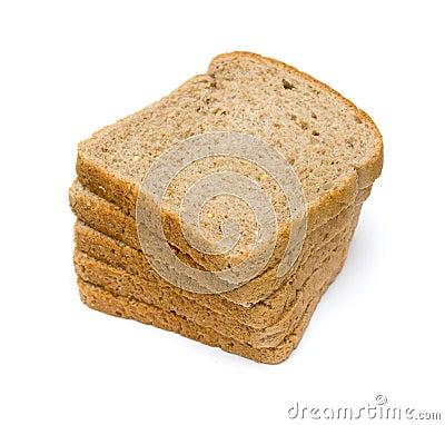 хлеб отрезал