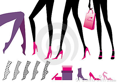 θηλυκά πόδια