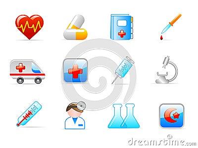 εικονίδια ιατρικά