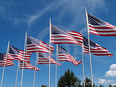 летать флагов