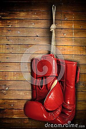 перчатка бокса