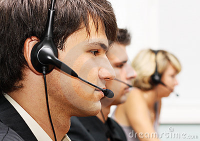 客户操作员服务