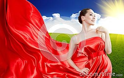 Μακρύ φόρεμα