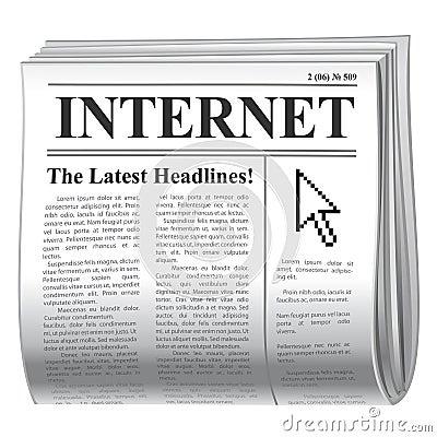 εφημερίδα Διαδικτύου