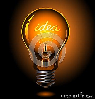 电灯泡想法