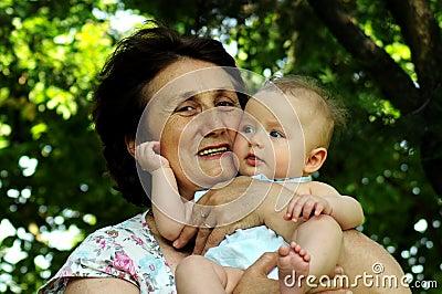 Nonna felice