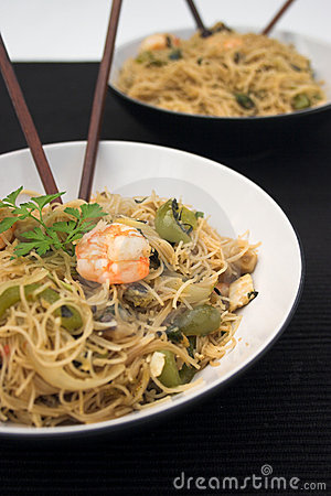 Free Noodles! Royalty Free Stock Photography - 209097