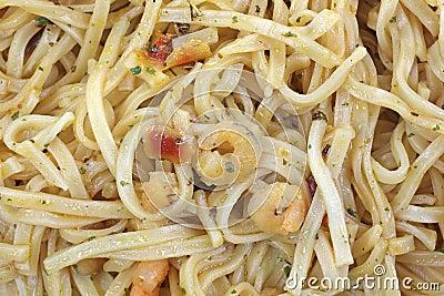 Noodles Close View