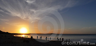 Noosa Heads Sunset - Queensland, Australia