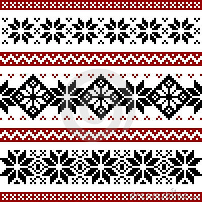 Nordic pattern