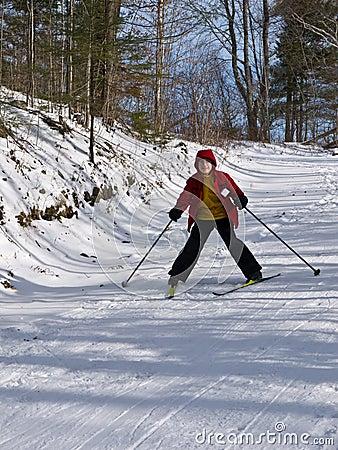 Nordic Skiing - Child