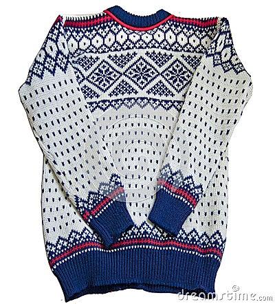 Nordic sweater jacquard