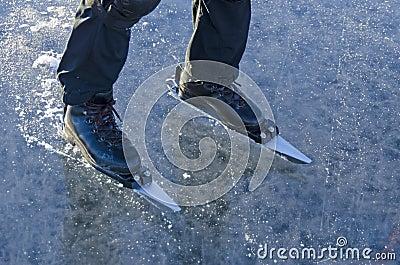 Nordic tour skates