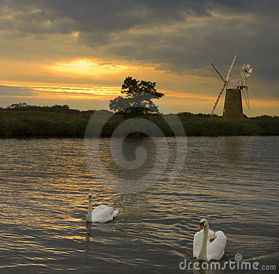 Norfolk Broads - United Kingdom