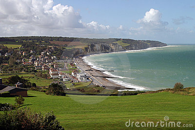 Normandy Coastline