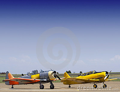North American AT-6 Harvards