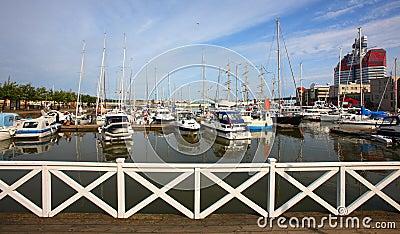 North europe wharf