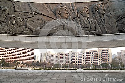 North korea 2010