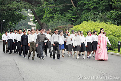 North korea 2011 Editorial Photography
