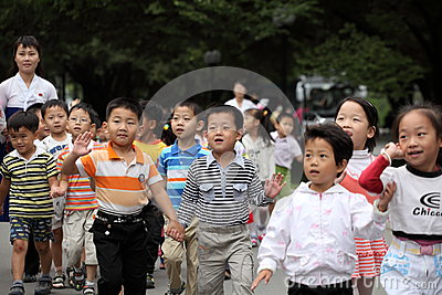 North Korea s children 2013 Editorial Photography