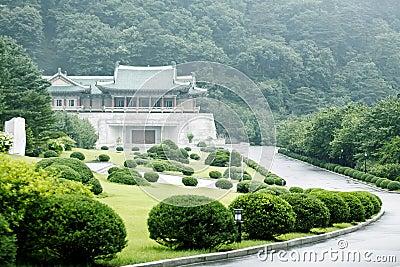 North Korea s scenic spot