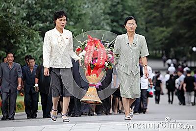 North Korea 2013 Editorial Photo