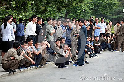 North korea 2013 Editorial Photography