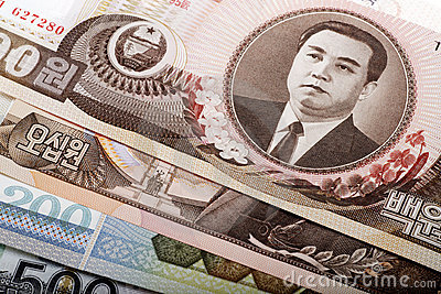 North Korean currency