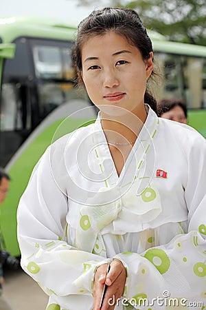 North Korean Female 2013 Editorial Photography