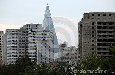 North Korean Residences 2013