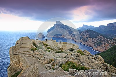 North of  Majorca