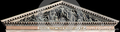 North pediment of St. Isaac s Cathedral
