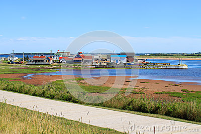 North Rustico harbour
